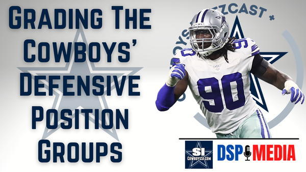 Daily Blitz - 6/18/21 - Pre-Training Camp: Grading the Dallas Cowboys' Defensive Position Groups