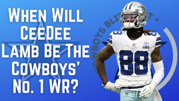 Daily Blitz – 7/16/21 – When Will CeeDee Lamb Be The Cowboys' No. 1 WR?