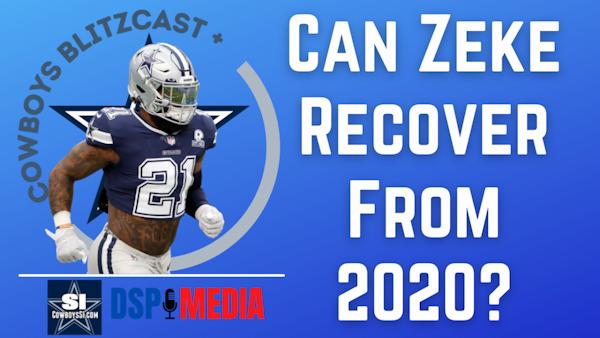 Can Dallas Cowboys Running Back Ezekiel Elliott Recover From His Forgettable 2020 Season?