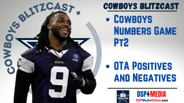 The Numbers Game Pt2 and OTA Positives and Negatives