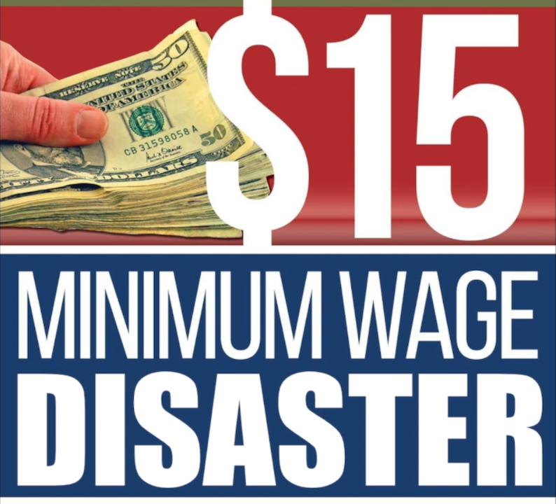 Ep. 46 - Minimum Wage Disaster