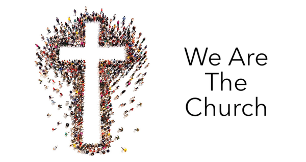 Ep. 51 - We Are The Church Image