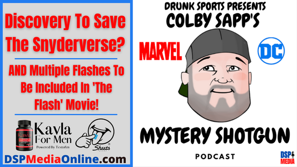 Discovery To Save The Snyderverse? || Multiple Flashes To Be Included In 'The Flash' Movie!