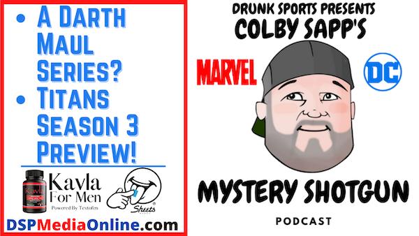 Ep11: A Darth Maul Series? | Titans Season 3 Preview
