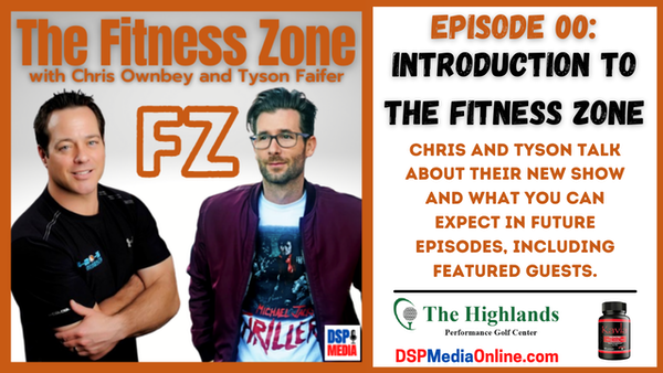 Ep00: What Is The Fitness Zone?