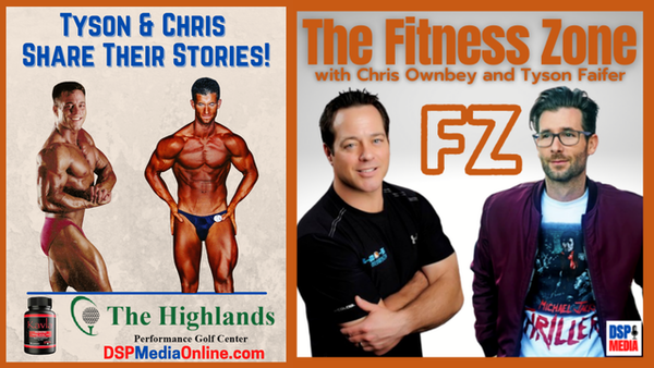 Ep18: Tyson And Chris Share Their Stories!