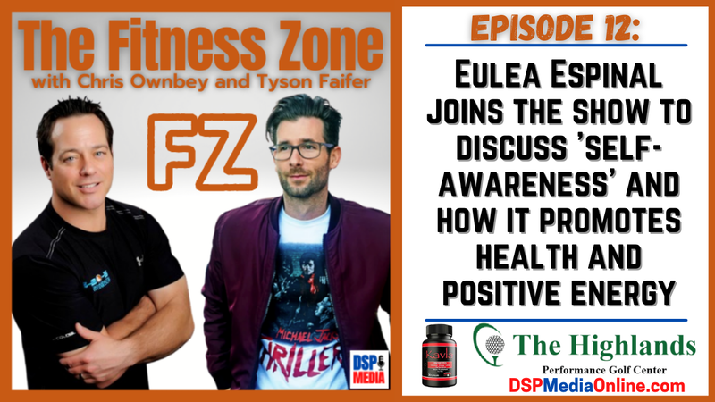 Episode image for Ep12: Eulea Espinal - Self Awareness And How It Promotes Health And Positive Energy
