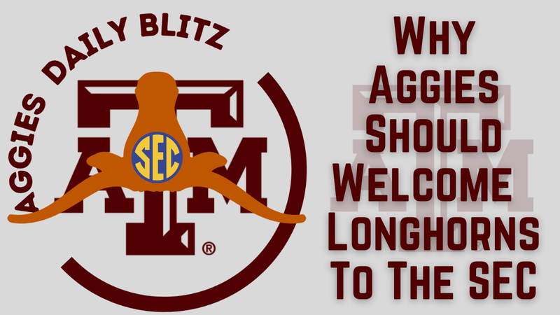 Episode image for Why Aggies Should Welcome Longhorns To The SEC