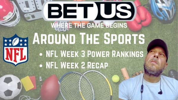 Show Open, Around the Sports - 9/22/21 - NFL Power Rankings, Week 2 Observations