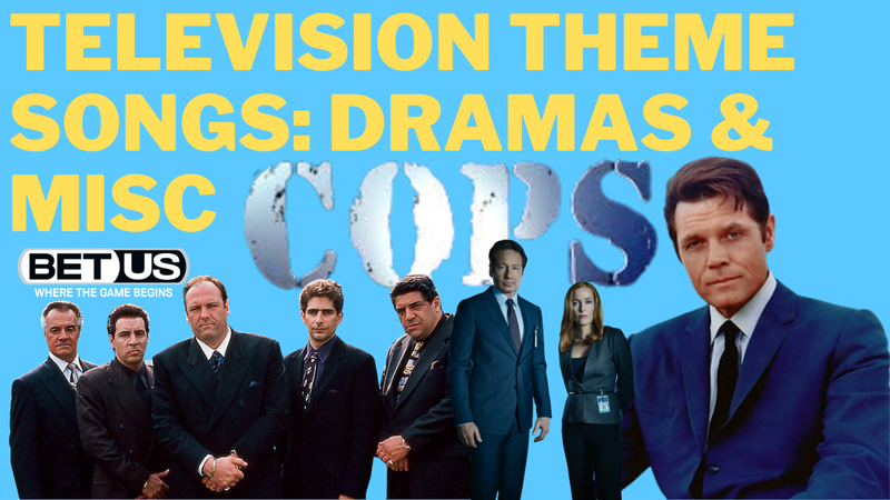 Episode image for Drunk Sports Bracketology: Television Theme Songs; Dramas and Misc