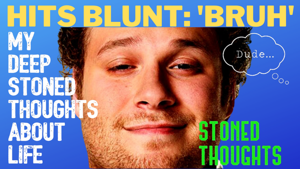 No Shirt 9 @ 9: Stoned Thoughts with Timm & Colby
