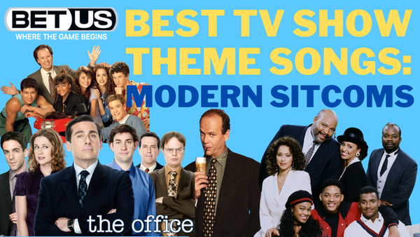 Bracketology: TV Show Theme Songs: Modern Sitcoms - Part 4 of our four-part series!
