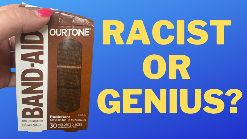Episode image for 'OurTone' Band-Aids: Racist or Genius?