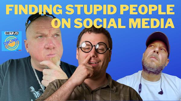 Finding Stupid People on Social Media