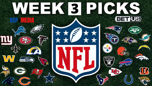 NFL Week 3 Picks and Predictions Against the Spread