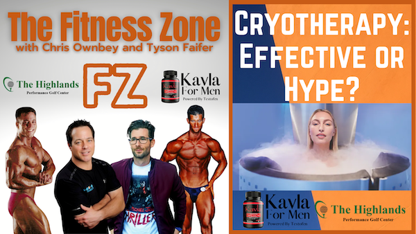Ep24: Cryotherapy: Effective or Hype?