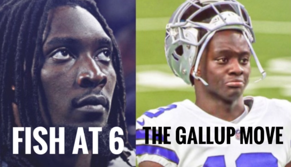 Fish Report Podcast - THE MOVE on MICHAEL GALLUP; Notes from my day INSIDE THE STAR