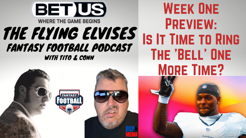 Episode image for NFL Week 1 Preview: Is It Time To Ring The 'Bell' One More Time?