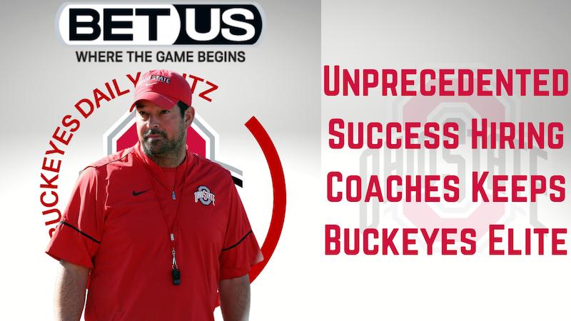 Episode image for Unprecedented Success Hiring Coaches Keeps Buckeyes Elite