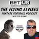 The Flying Elvises Fantasy Football Podcast Album Art