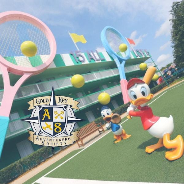 Theme Park Olympics Draft Day Image