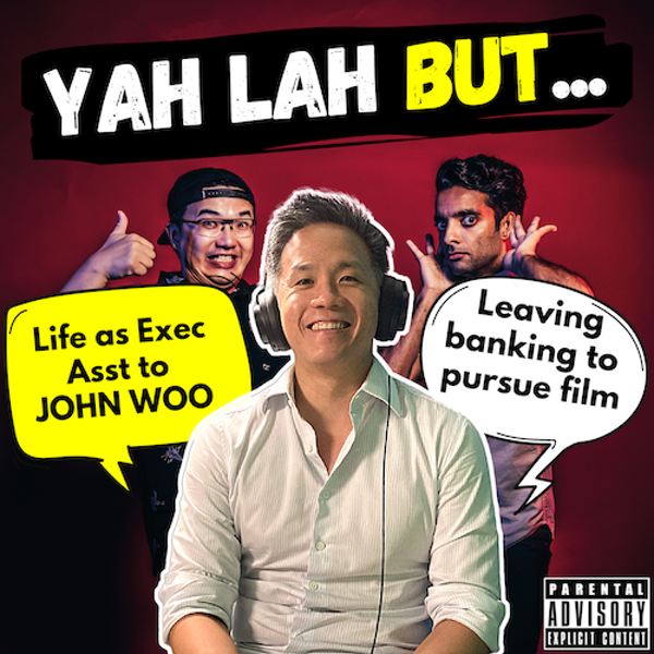 #170 - Working with Hollywood's John Woo, writing & directing our Chinese TV series & filmmaking in China vs SG (feat. Yao Lishan)