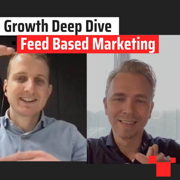 Feed Based Marketing met Jeroen van Kesteren - Growth Deep Dive #13 met Jordi Bron