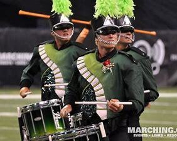The Lunch Club- Seattle Cascades Drum Corp Image