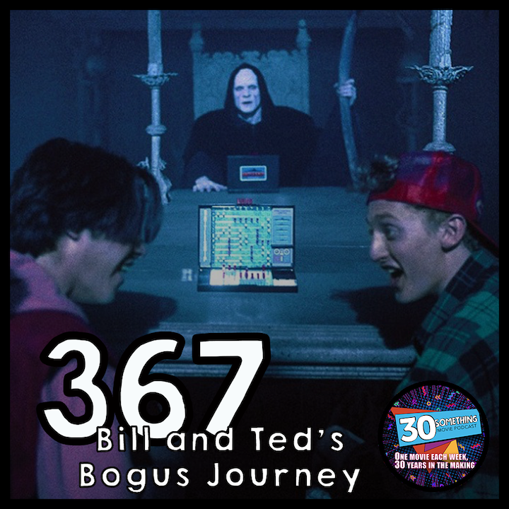 """Episode #367: """"I Can't Believe We Just Melvined Death!"""" 