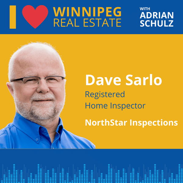 Dave Sarlo on home inspections in Winnipeg Image