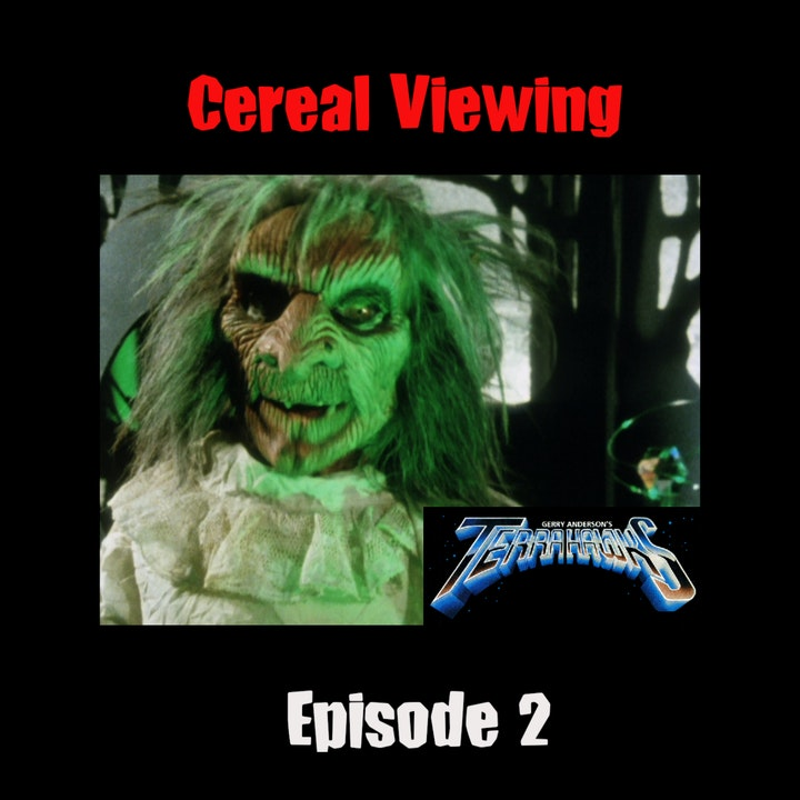 Episode 2: Terrahawks