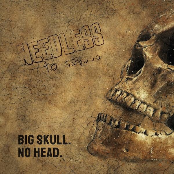Big Skull. No Head. Image