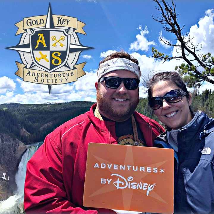 Episode image for America's National Parks with Adventures By Disney