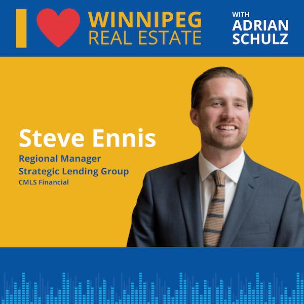 Steve Ennis on CMHC insured multi-family residential financing Image
