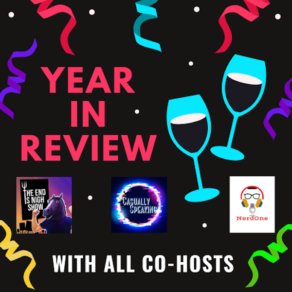 End of year review with all co-hosts Image
