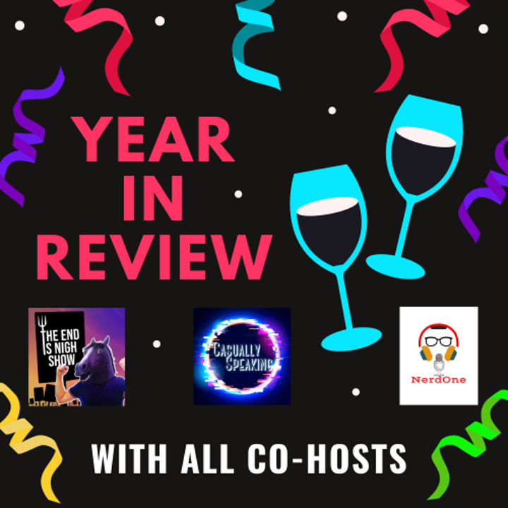 End of year review with all co-hosts