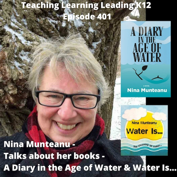 Nina Munteanu - Diary in the Age of Water & Water Is... 401 Image