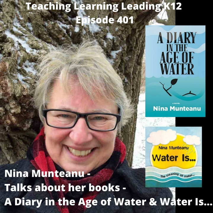 Nina Munteanu - Diary in the Age of Water & Water Is... 401