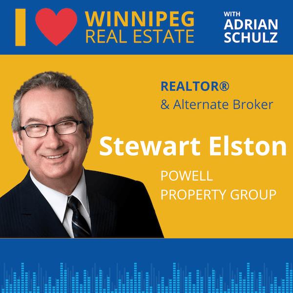 Stewart Elston on condominium living in Winnipeg Image