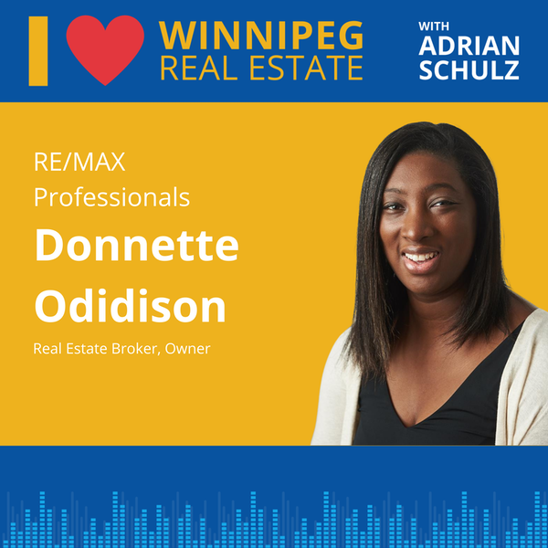 Donnette Odidison on becoming a real estate agent in Winnipeg Image