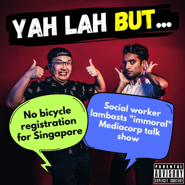 """#214 - SG panel rejects the idea of bicycle registration & social worker lambasts Mediacorp talk show as """"immoral"""""""