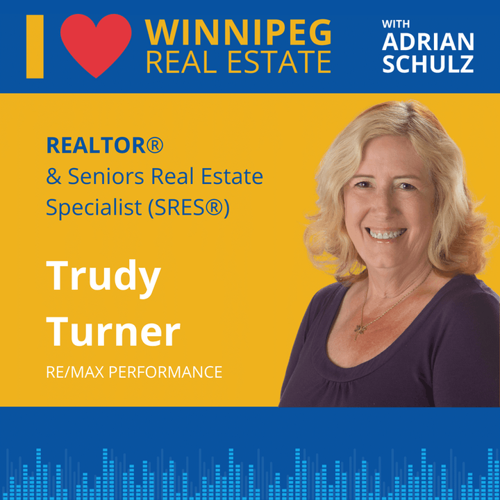 Trudy Turner  on real estate for seniors and downsizing