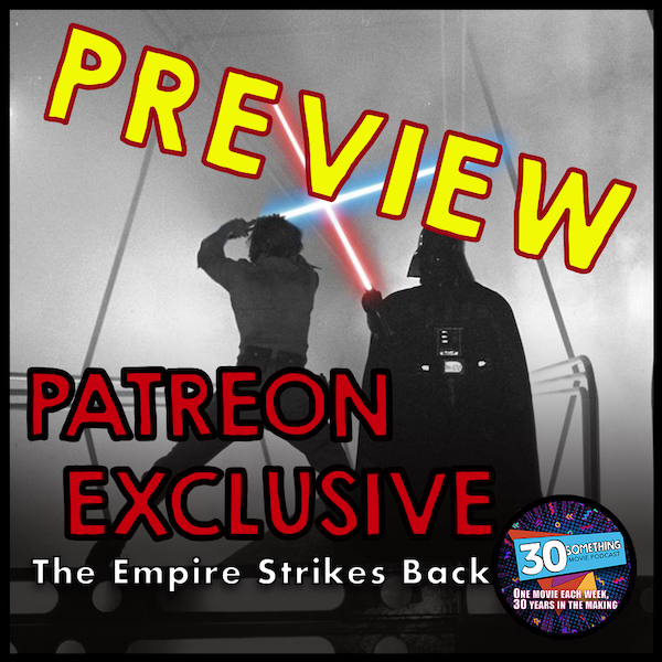 Empire Strikes Back - Patreon Exclusive Preview Image