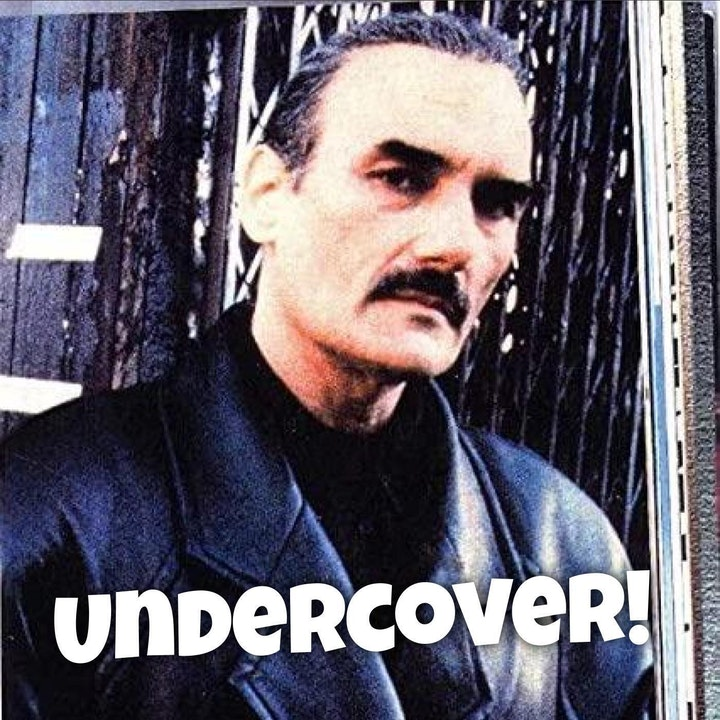 Deep Cover DEA Legend Mike Levine and The Big White Lie