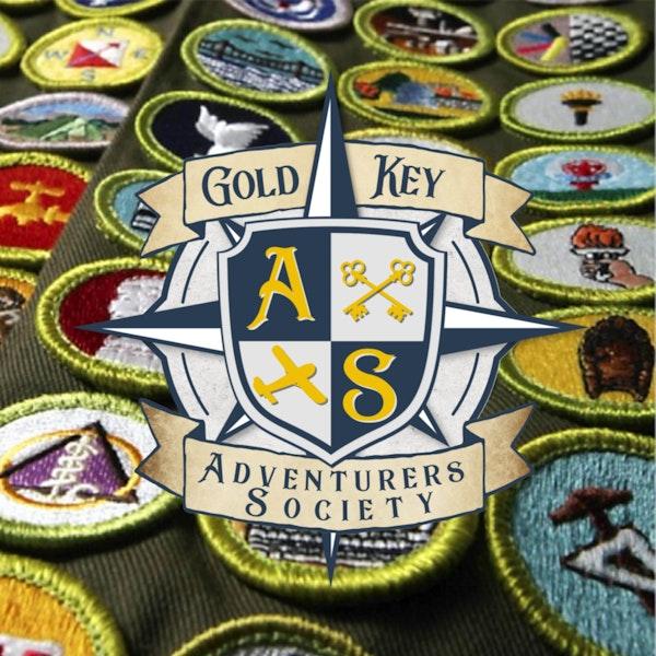 Travel Merit Badges Image