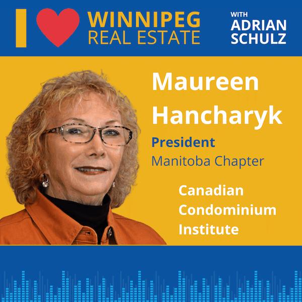 Maureen Hancharyk on the Canadian Condominium Institute Image