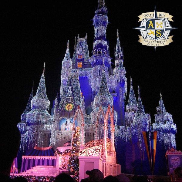 Holiday Season at Walt Disney World Image