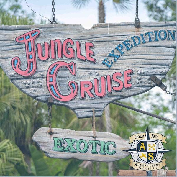 Walt Disney's World Famous Jungle Cruise Image