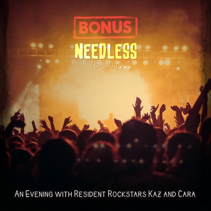 BONUS NTS: An Evening with Resident Rockstars Kaz and Cara