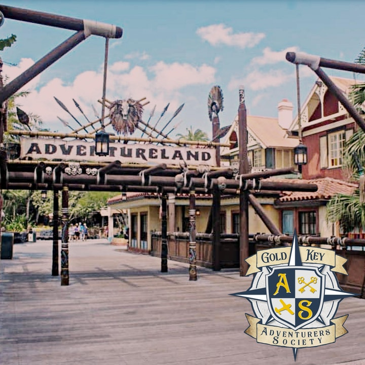 Episode image for A Tour of Adventureland in Walt Disney World's Magic Kingdom